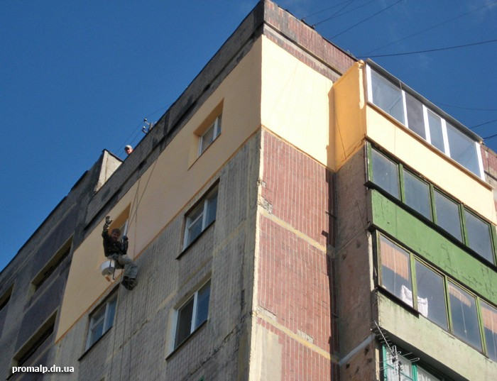 Отделка балконов, их гидроизоляция и кровля