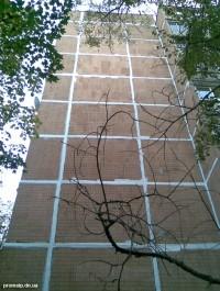 Заделка межпанельных швов девятиэтажки